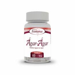 AGAR AGAR 500mg (60caps)