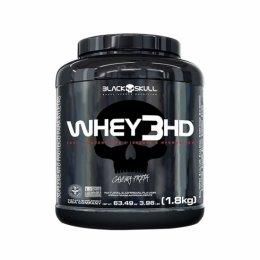 Whey 3HD (1,8kg) - Black Skull - Baunilha