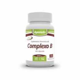 Complexo B 250mg (60 caps)